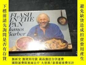 二手書博民逛書店FLASH罕見IN THE PAN BarberY270271