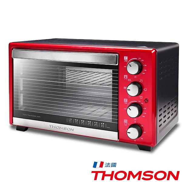 THOMSON 30公升三溫控旋風烤箱 TM-SAT10【福利品】 烹飪教室選用機種