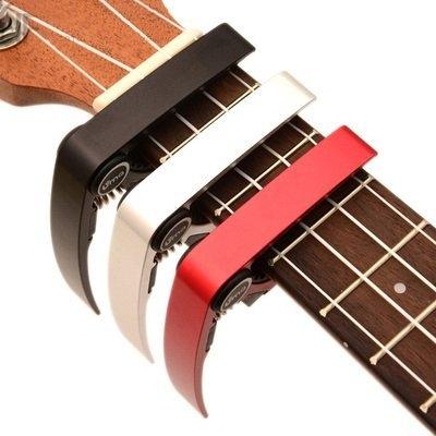 【金聲樂器】UMA UC-3/UC3烏克麗麗ukulele變調夾移調夾Capo黑