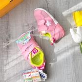 《7+1童鞋》小童 Moonstar 四大機能系列-3E速乾寶寶鞋 機能鞋 D448 粉色