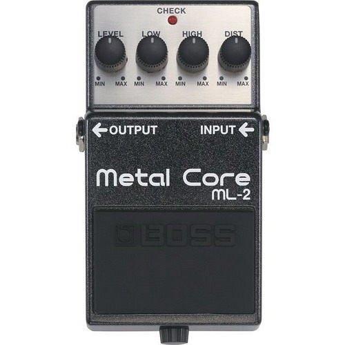☆ 唐尼樂器︵☆ Boss ML-2 Metal Core 電吉他金屬破音單顆效果器(Nu Metal 必備 Boss 最重的破音)