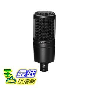 [103美國直購] 鐵三角 Audio-Technica AT2020  麥克風 $4355