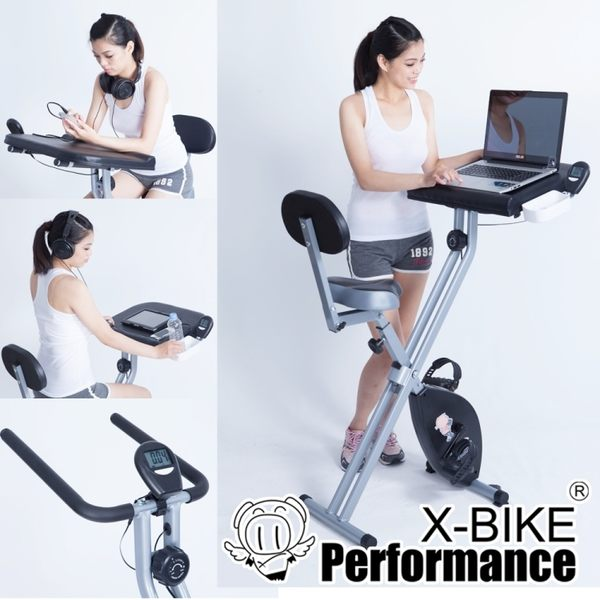 X-BIKE 19808 磁控健身車/書桌車