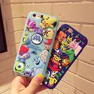 玩具動圓 蘋果 IPhone6/6Plus/IPhone7/7Plus/IPhone8/8Plus/IPhone5(5S/SE)/IPhone X/S/iPhone XS Max手機殼 手機套