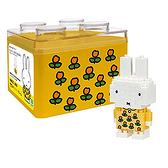 《 Nano Block 迷你積木 》NBCC-062 米菲兔 鬱金香花紋╭★ JOYBUS玩具百貨