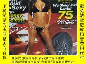 二手書博民逛書店MAXIM罕見2012年12月 英文版Y42402