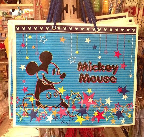 【發現。好貨】數量有限售完為止 日本原廠邦妮兔 米奇 Hello Kitty 購物袋 收納袋