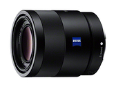【震博】Sony Sonnar T* FE 55mm F1.8 ZA (分期0利率;台灣索尼公司貨);送UV鏡、吹球