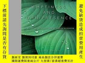 二手書博民逛書店Emptiness罕見And Omnipresence: An