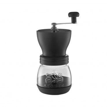 0925密封罐陶瓷磨豆機(黑)