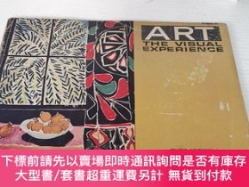 二手書博民逛書店ART罕見THE VISUAL EXPERIENCE 藝術視覺體驗Y278399 皮特曼
