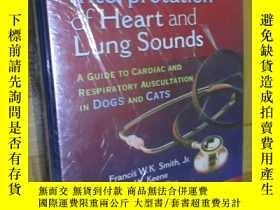 二手書博民逛書店Rapid罕見Interpretation of Heart and Lung Sounds (附CD-ROM)【