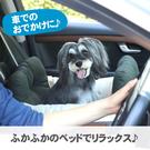 【PET PARADISE 寵物精品】PP 新款軍綠汽車安全座椅(布套可拆洗) 寵物座椅 寵物汽車安全座椅