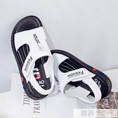 男童涼鞋2021新款中大童兒童鞋子軟底防滑男孩夏季寶寶小童皮童鞋 夏季新品