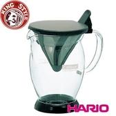 金時代書香咖啡 HARIO V60免濾紙咖啡分享杯300ml / CFO-2B