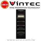 法國 VINTEC V190SG2EBK 單門雙溫酒櫃 NOIR SERIES 約裝155支 丹麥研發設計 公司貨