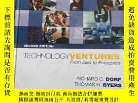 二手書博民逛書店Technology罕見Ventures:From Idea to Enterprise SECOND EDITI