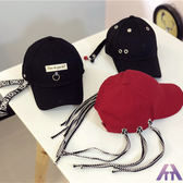 春夏兒童帽子個性帽子女童男童帽子潮遮陽帽鴨舌帽棒球帽韓版童帽 小巨蛋之家