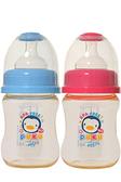藍色企鵝 PUKU  PES寬口徑奶瓶 140C.C. P10175