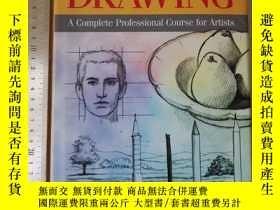 二手書博民逛書店Fundamentals罕見of drawing a compl