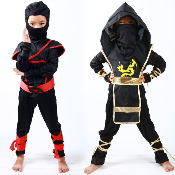 萬聖節服裝 日本忍者.刺客造型服-忍者 橘魔法 Baby magic 現貨 男童 角色扮演 節慶