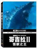 【停看聽音響唱片】【BD】哥吉拉 II 怪獸之王 雙碟泰坦巨獸版『4K』