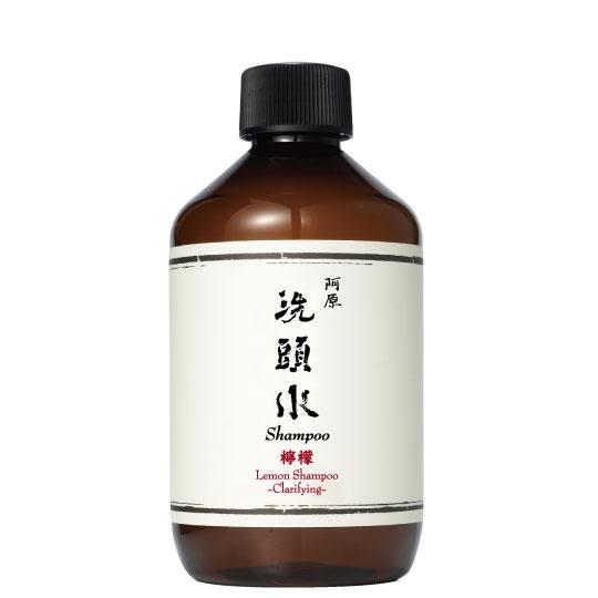 【阿原肥皂】檸檬洗頭水-清爽去油深層清潔(油性/短髮)