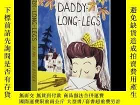二手書博民逛書店Daddy-Long-Legs罕見英文原版書信體兒童文學經典小說