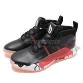 adidas 籃球鞋 Dame 5 CNY 黑 紅 5代 襪套式 悟所不能 Damian Lillard 運動鞋 男鞋【PUMP306】 EE4047