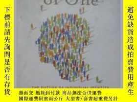 二手書博民逛書店【精裝英文原版】A罕見Crowd of One:the future of individual identity