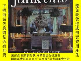 二手書博民逛書店Junk罕見ChicY14024