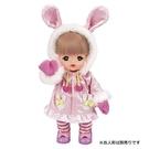 《 日本小美樂 》小美樂配件 -- 兔子羽絨外套  ╭★ JOYBUS玩具百貨