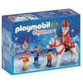 【德國 playmobil 摩比人】聖誕系列 聖誕大遊行_ PM05593→家家酒 公仔 廚房組