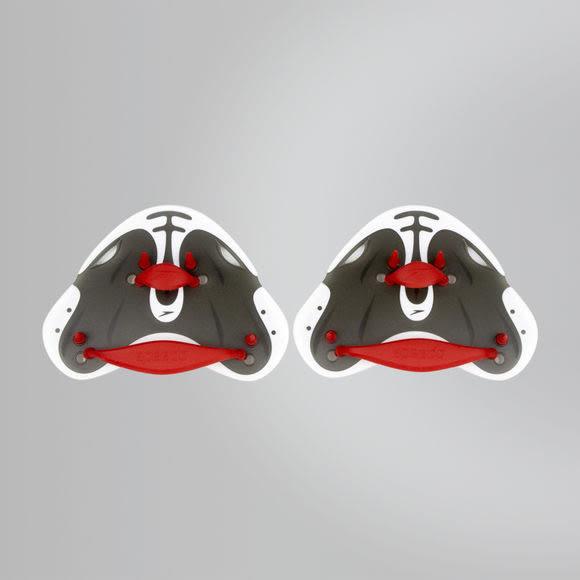 【線上體育】SPEEDO 成人 指力訓練划手板 BioFUSE 紅