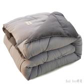 被芯 全棉被冬季加厚保暖被芯雙人單人學生宿舍秋被 QQ11385『bad boy時尚』