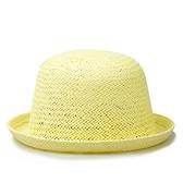 爵士帽-戶外海邊沙灘防曬小圓帽男女禮帽10色71k84【巴黎精品】