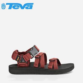 丹大戶外【TEVA】美國 男款 Alp Premier 經典設計織帶涼鞋 1015200 FBRCK 朱紅