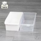 聯府廚房收納盒瓶罐收納盒5L冰箱置物盒P5-0072-大廚師百貨