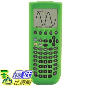 [美國直購 ShopUSA]  Guerrilla Green Silicone Case For Texas Instruments TI 89 Titanium Graphing Calculator   $737