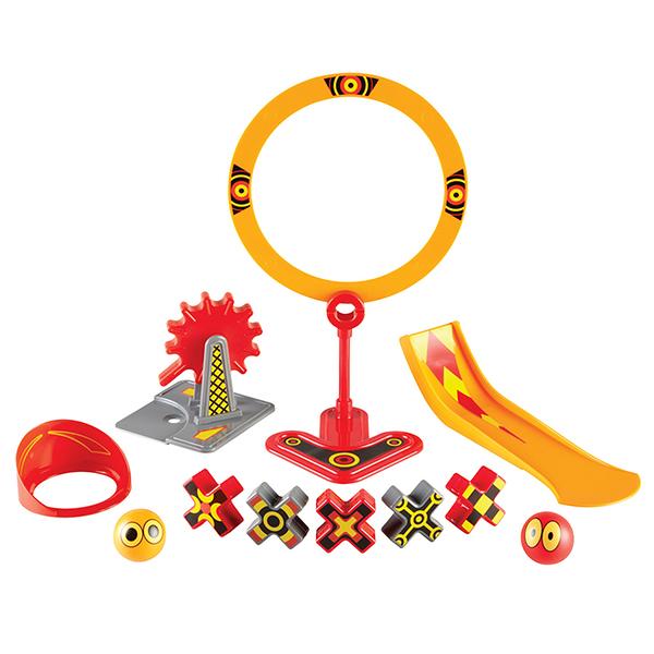 【華森葳兒童教玩具】STEM系列-齒輪發射挑戰賽N1-9289