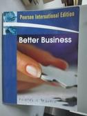 ~書寶 書T3 /大學商學_YGQ ~Better Business_Mary Anne