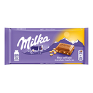 Milka脆米牛奶巧克力100g【愛買】