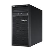 Lenovo ST50 (7Y48S0QX00) 非熱抽伺服器【Intel Xeon E-2224G / 8GB / 1TB / 支援SW Raid-0,1,10, 5 / 三年保】