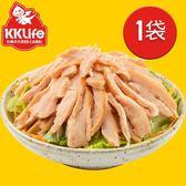 【KK Life-紅龍免運組】煙燻雞肉片1袋 (1kg/包)