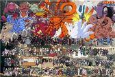 火影忍者全家福拼圖1000片成人木質櫻花卡通動漫兒童益智平圖玩具·樂享生活館