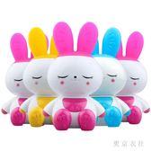 小白兔子故事機會唱歌嬰兒童早教機可充電下載寶寶音樂播放器玩具 QQ27840『東京衣社』