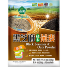 【薌園】黑芝麻糙米燕麥 (28公克 x 12入) x 12袋