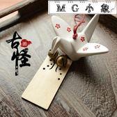 风铃-日式千紙鶴許愿牌掛飾陶瓷風鈴