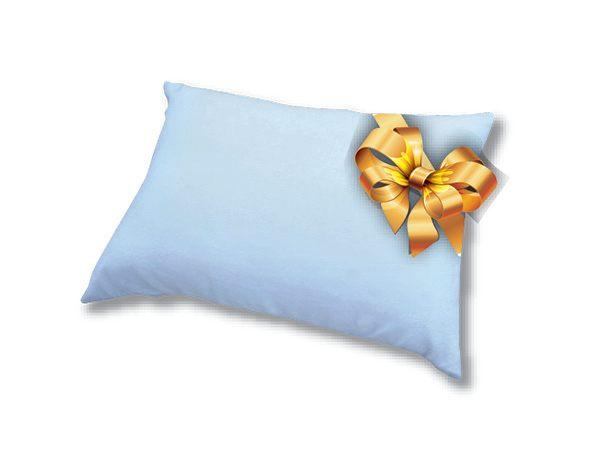 CONCARE好用枕 62*45cm (水藍色/壓縮包裝)