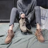 馬丁靴 2019新款 韓版百搭短靴 切爾西靴 ☸mousika